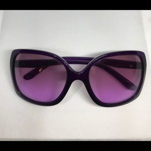 Oakley Purple Sunglasses